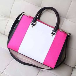 Wholesale Classic cross pattern Handbag the original leather production leather handbags with advanced metal leather Ms