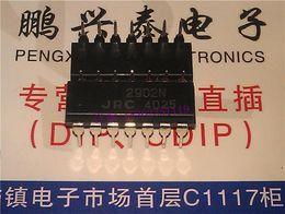 Wholesale JRC N JRC2902N LM2902N QUAD OP AMP dual in line pin package Electronics parts PDIP16 IC