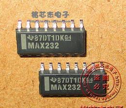 free shipping 10PCS MAX232DR SOP16 MAX232 SOP MAX232D SMD RS-232 Drivers Receivers new and original