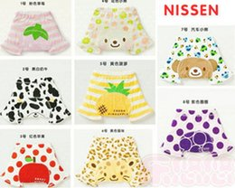 Wholesale Fruit n Animal Busha pants Baby PP Warmer Baby Summer Shorts Pants Toddler pants Baby pp warmers