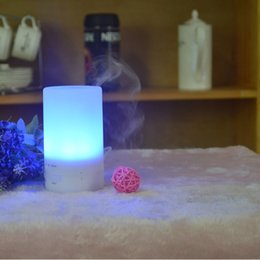 Wholesale Essential Oil Diffuser Home Aroma ml Automatic LED Light Changing Colours
