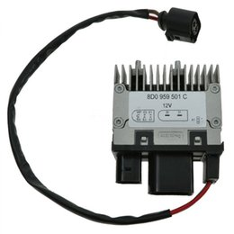 Wholesale Volkswagen Fan Control Module Series Resistance For VW Passat B5 A4 A6 S4 V6 Engine D0 C