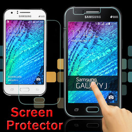 Wholesale 9H Explosion Proof Premium Tempered Glass Screen Protector Protective Film Guard For Samsung J1 Ace Mini J2 J3 J5 J7 J120 J310 J510