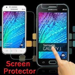 Wholesale 9H Explosion Proof Premium Tempered Glass Screen Protector Protective Film Guard For Samsung J1 Ace Mini J2 J3 J5 J7 J120 J310 J510