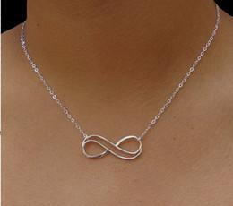 Hot sale hippie chic line of eight more pendant drop necklace Bohemian fashion women Neclaces 2016 ms thin necklace