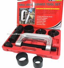 Wholesale 4 in1 Ball Joint Service Pin Remover Installer WD Auto Repair Universal joints and truck Brake Anchor