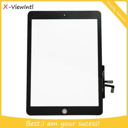 Wholesale Original Quality Touch Screen Replacement for ipad air digitizer Test for ipad digitizer Glass