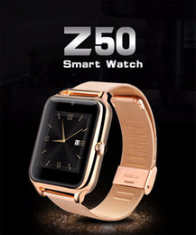 2016 Top Selling Bluetooth Smart Watch Z50 with Heart Rate SIM Card TF Message Smartwatch for Iphone and Android Mobile Phones