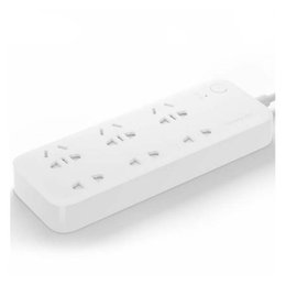 New Xiaomi Mi Smart socket Smart Power Strip 2 Socket Outlet Plug Home Strip for Home Electronics WiFi App Remote Control