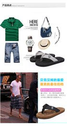 New 2015 Men Sandals,Bakham Leisure Casual Flat Soft Summer Flip Flops,EVA Massage Beach Slipper Shoes For Men Size 40-44