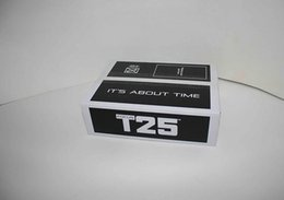 Wholesale T25 WORKOUT GAMMA fast weight loss exercise every day minutes DVD with pull