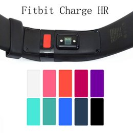 10 Color Silicone Anti Dust Plugs For Fitbit Charge HR Port Protector Tracker Accessories Tracker Not Charger (HR Plugs) FC0045