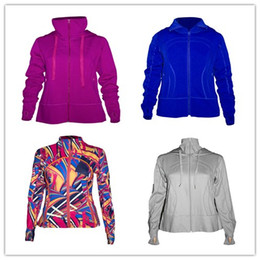 Wholesale free style lady scuba hoodie define jacket yoga hoodies Sweatshirts coat top sportswear woman whosale original Outerwear