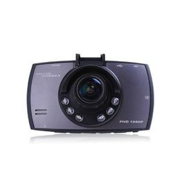 Wholesale HD129 automatic cycle recording car dvr HD p wide angle night vision mini loop video China tachograph