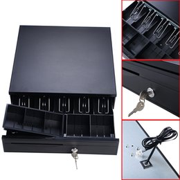 Wholesale Cash Drawer Box Works Compatible POS Printers Coin Tray