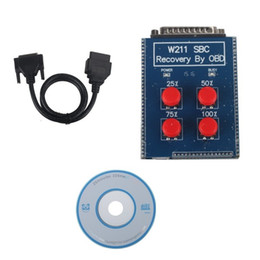Wholesale OBD SBC reset tool for Mercedes for Benz W211 R230 ABS SBC Reset Tool by OBD Repair Code C249F
