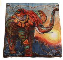 Wholesale New Hot Selling beautiful Cotton Linen Pillow Case Waist Throw pillow Cover