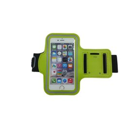 Wholesale Hot Sale DK Dust Resistant Sports Armband with Key Holder Cover Case For Iphone5 S SE