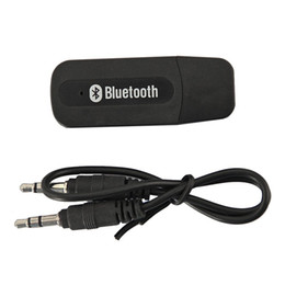 Wireless USB Bluetooth Audio Music Receiver Adapter for iPhone 6 iPhone6 Samsung Bluetooth Speakers Car Music Kit