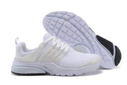 Wholesale Brand Men Summer Air Man Presto New Breathable Flexible Trainers Men s Running Shoes Cheap For Sale