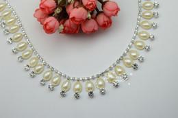 1 yard costume pearls rhinestone applique trims silver DIY sewing D2730