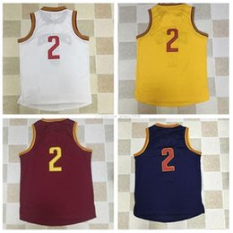 Wholesale 2016 Real embroidered player version of AU fabric Basketball jersey Best quality Embroidery Logos Size S XXL