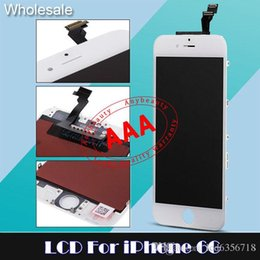 Wholesale Tianma Free DHL For iphone lcd display touch screen digitizer assembly replacement parts test one by one with good after sale service