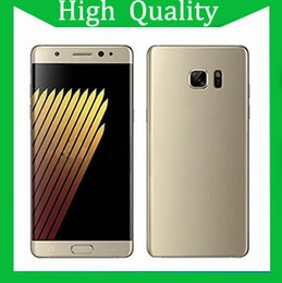 Wholesale Best Version Goophone note7 cell phones note7 G LTE Octa core inch IPS G RAM G ROM MP Camera unlocked smartphones