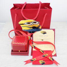 Wholesale Original Love Screws Ring Box Set High Grade Jewelry Box