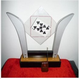 TV Card Frame - Remote control - Deluxe -Magic trick,Card insert to the photo frame, stage,illusion,gimmick,accessories