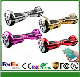 Fast shipping scooter without bluetooth Smart Balance Two Hoverboard Electric hoverboard Electric Scooter Two Wheel Balancing Good Quality
