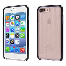 Wholesale For Iphone plus EVO Mesh Impact Protection Case with TPU D3O material advanced drop protection function with retail Package