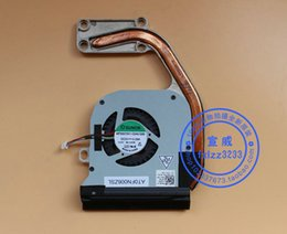 New original Laptop cooling fan with heat pipe for DELL E6320 radiator 0NV12R