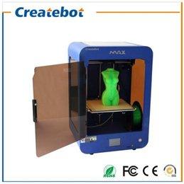 Wholesale Newest Max d Printer kit High Precision Big print size mm d printer machine1 Roll Filament GB SD Card as gift