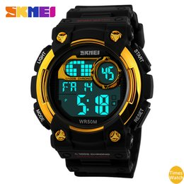 2016 New Brand SKMEI Fashion Watch Men G Style Waterproof Sports Military Watches Shock Luxury Analog Digital Sports Watches Men