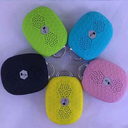 Wholesale TF card waistline drum music phone hands free Bluetooth speaker can be inserted with MP3 music files