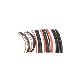 Wholesale 200mm Polyolefin Heat Shrink Tube Tubing Insulated Wire Wrap Kit Asortment for Industry Power Accessories Pack of