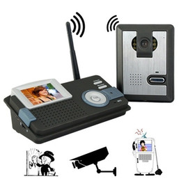 Wholesale 2 inch G Wireless Two Way Automatic Remote Control Home Audio and Visual Portable Intercom System