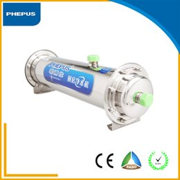 Wholesale UF manufacturer stainless steel UF water filter housing water purification filters ultrafiltration equipment with UF membrane