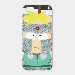 Wholesale For iPhone S Plus SE S C S iPod Touch case Hard PC South Park Butters Phone Cases