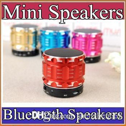 Mini Speakers Bluetooth Outdoor Speakers S28 Hands-free Mic Stereo Portable Speakers TF Card Call Function Retail Package 25Y-YX