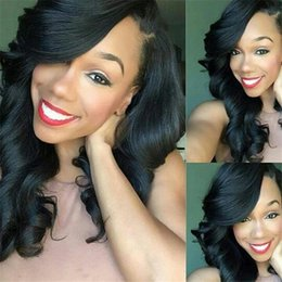 8A Grade Full density Brazilian Human Hair wigs Full Lace Wig in Natural baby hair hairline Lace Front Wig Glueless Wig