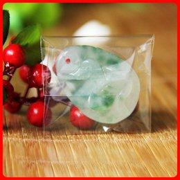 2016 pequeñas bolsas de plástico adhesivo transparente 3000pcs / lot 4 cm * 6cm * Bolsas 50mic alta calidad Claro pequeñas bolsas de embalaje al por menor OPP Bolsas auto-adhesivo plástico pequeñas bolsas de plástico adhesivo transparente baratos