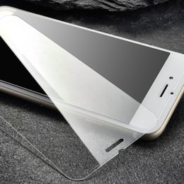 High Quality Cell Phone Screen Protectors Front Ultra Thin Anti Scratch Phone Film for iphone 7 7 Plus 6S