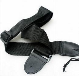 1Pcs strap Black Electric guitar strap for acoustic guitar bass guitar parts musical instruments accessories