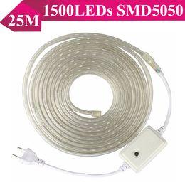 Wholesale NEW SMD5050 RGB LED Strip V V M LEDs LED Strips IP68 Waterproof LED Neon Sign Light