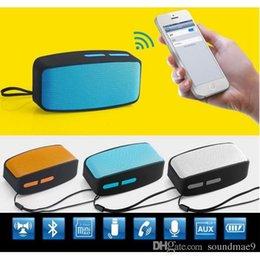 Wholesale Portable Bluetooth Mini Speaker N10 Stereo Wireless Super Bass Altavoz Dual Driver Full Range Sound HIFI Support TF Card