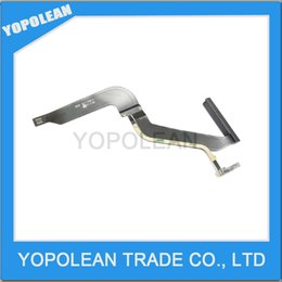 Wholesale HDD Hard Drive Flex Cable For Apple Macbook Pro quot A1278 A MD101 MD102 Brand New Perfect working