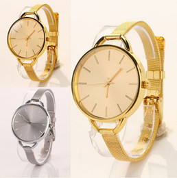 Simple Fashion Woman Watch Titanium Alloy Band Round Dial Shaped Business Casual Dress Watch for Woman