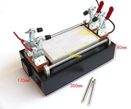 Wholesale Free Shopping Latest LCD separator split screen machine A for phone repair Apple Samsung Huawei LCD separator vacuum split screen machine